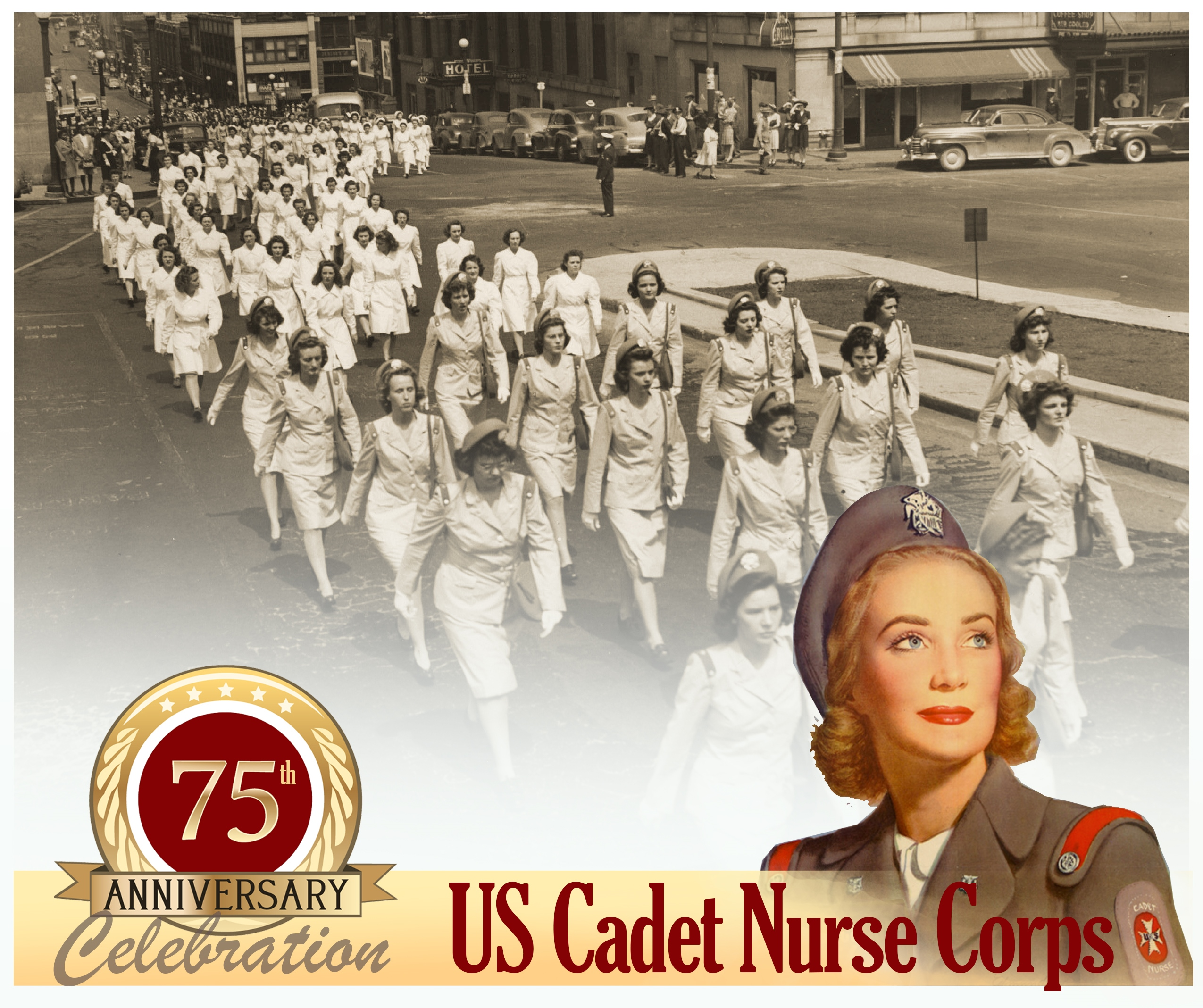 US Cadet Nurse Corps Recognition